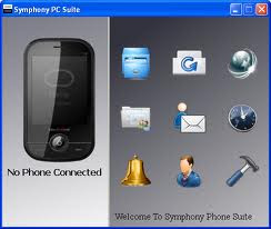 Any Kind Of Model Symphony Mobile PC-Suite