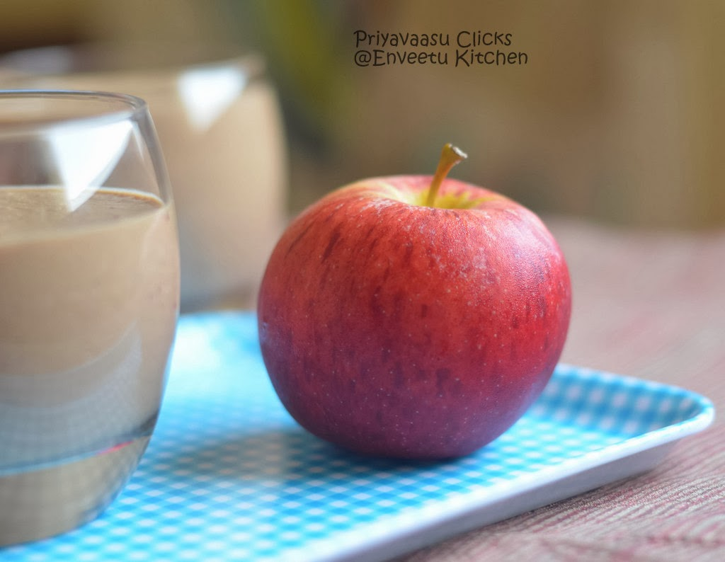 how to make apple juice from apples in a blender
