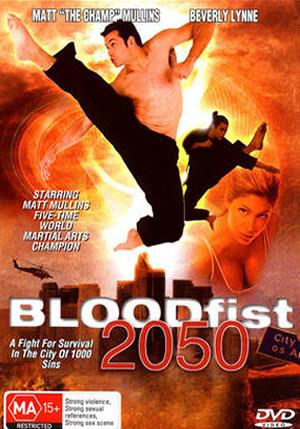 BLOODFIST 2050 (2005) Ver Online – Inglés
