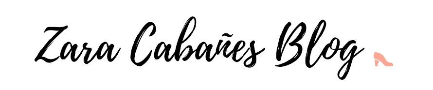 Zara Cabañes Blog | VESTIR CÓMODA Y LOW COST
