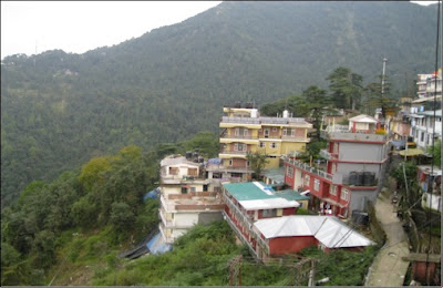 Mcleodganj, dharamsala, hill stations, buddhism, india, travel