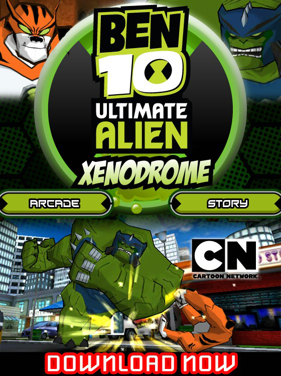 ben 10 ultimate alien games free for pc