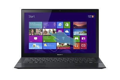 Sony VAIO Pro SVP13213CXB 13.3-Inch Core i5 Touchscreen Ultrabook Review
