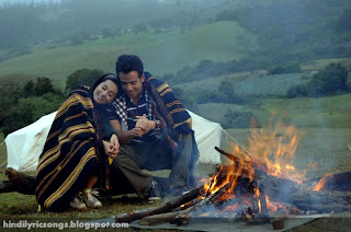 Tusshar kapoor and Amrita Rao in Love U Mr Kalakaar