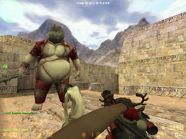 Screenshots of Counter-Strike
