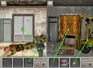 100 Locked Doors Level 76 77 78 79 80 Solution