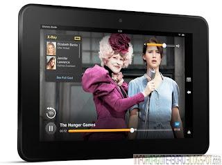 Harga Amazon Kindle Fire HD 8,9 Inch Spesifikasi Tablet 2012
