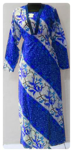 Penuhh Warna Model Baju Batik Komplit Aneka Pilihan
