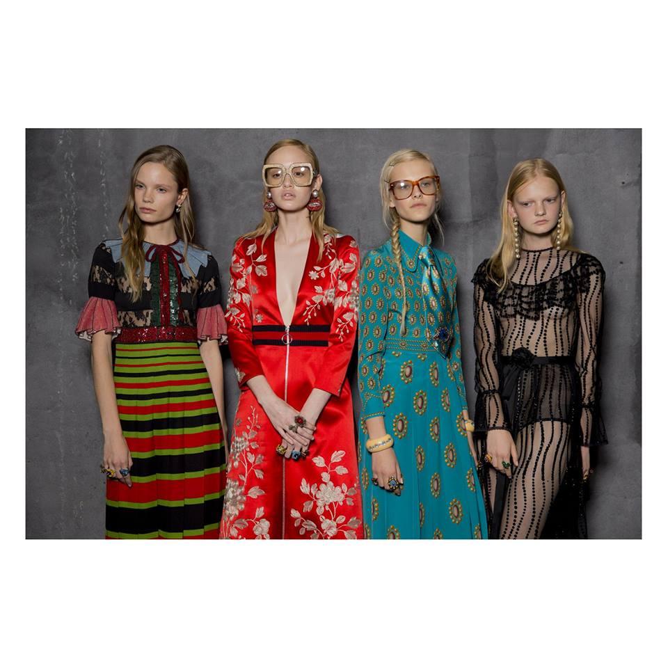 Madison Avenue Spy: Gucci's Private Sample Sale Line Update