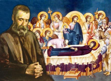 Αέναη επΑνάσταση ·Η Κοίμησις της Θεοτόκου Άρθρο του Αλέξανδρου Παπαδιαμάντη