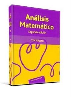 Análisis Matematico, 2da Edición   Tom Apostol