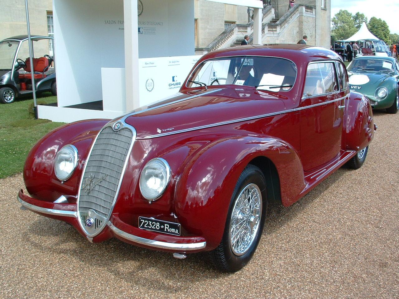 1939 Alfa Romeo 6C 2500 Super Sport picture 4