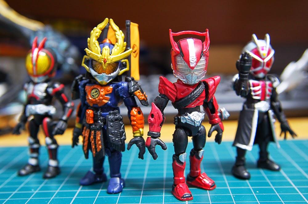Kamen Rider Avengers Entry Kamen Rider Wizard