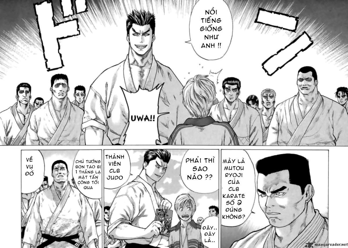 Karate Shoukoushi Kohinata Minoru chap 2 Trang 24