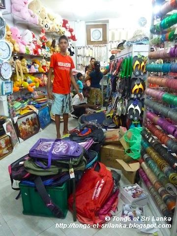 petits commerces les bazars