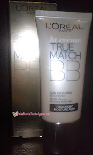 L'oreal la creme True Match Skin Idealizing BB Cream
