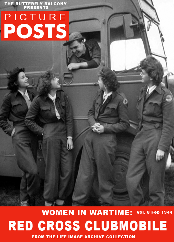 Women In Wartime - American Red Cross Clubmobile