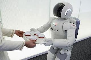 Pronto los robots remplazaran a la mayoría de los trabajadores humanos