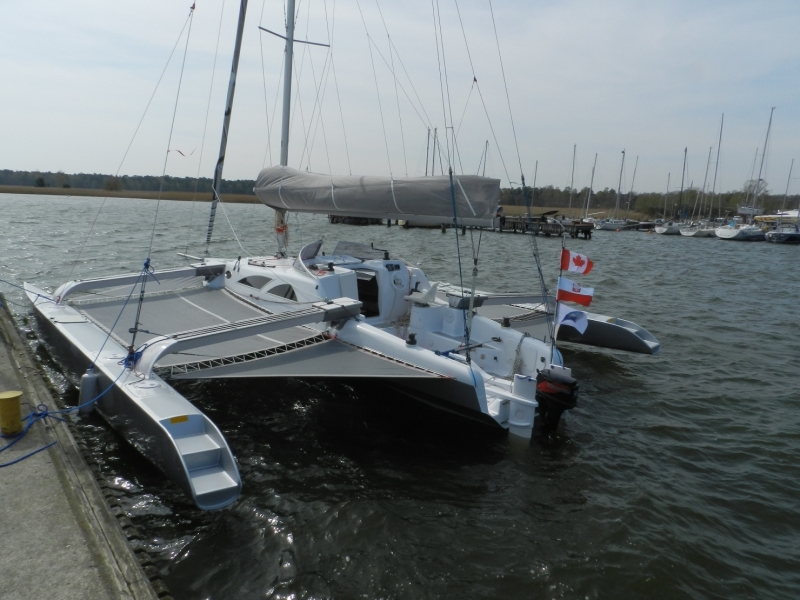 Trimaran Projects and Multihull News: October 2012