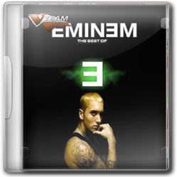 CD Eminem  The Best of Eminem