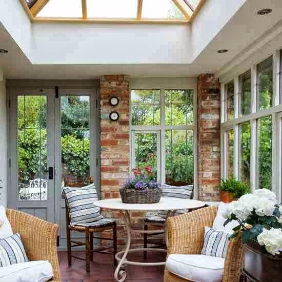 Porches con encanto oasisingular - Porches de madera cerrados ...
