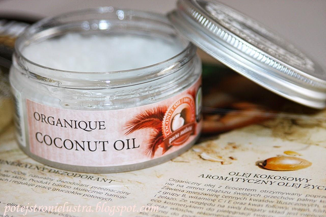 Olej kokosowy Organique
