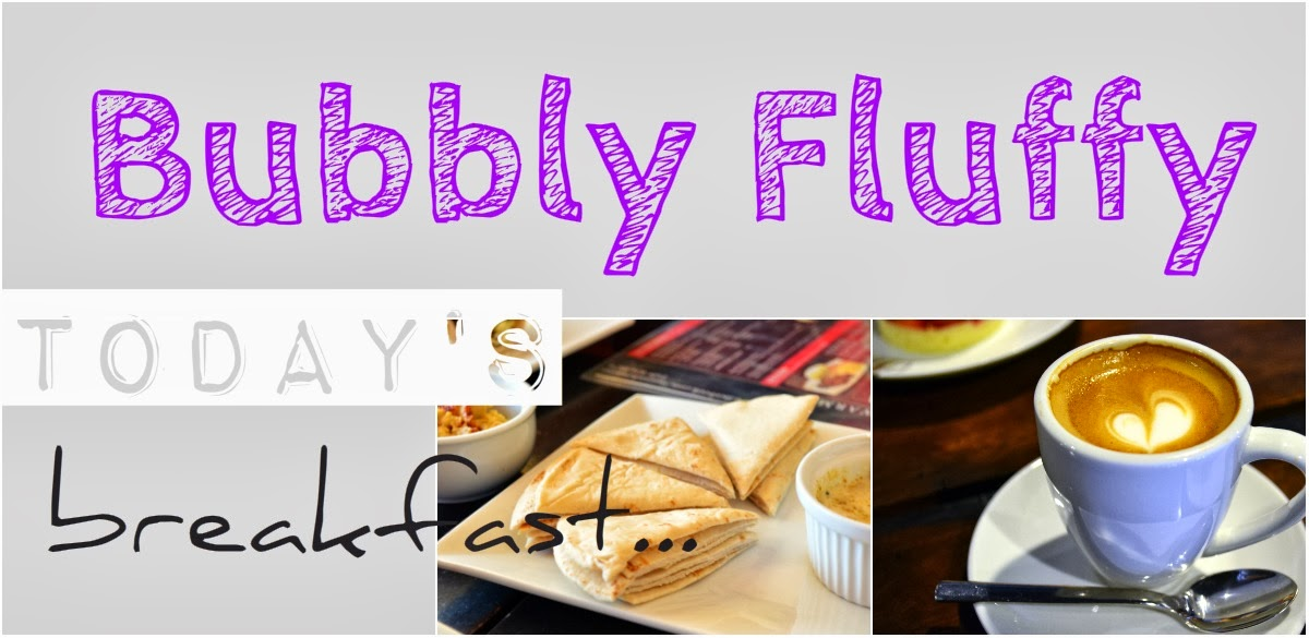 BubblyFluffy. Foods and Drinks Unlimited.