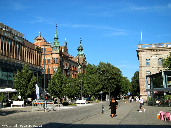 popular restaurants in Gävle