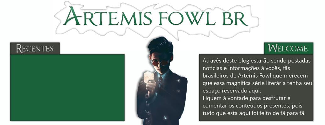 Artemis Fowl BR