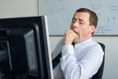 Tips dan Cara Mengatasi Rasa Kantuk Saat Di Kantor