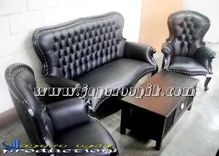 kursi tamu sofa grandfather mewah