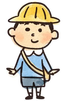 幼稚園生の男の子のイラスト
