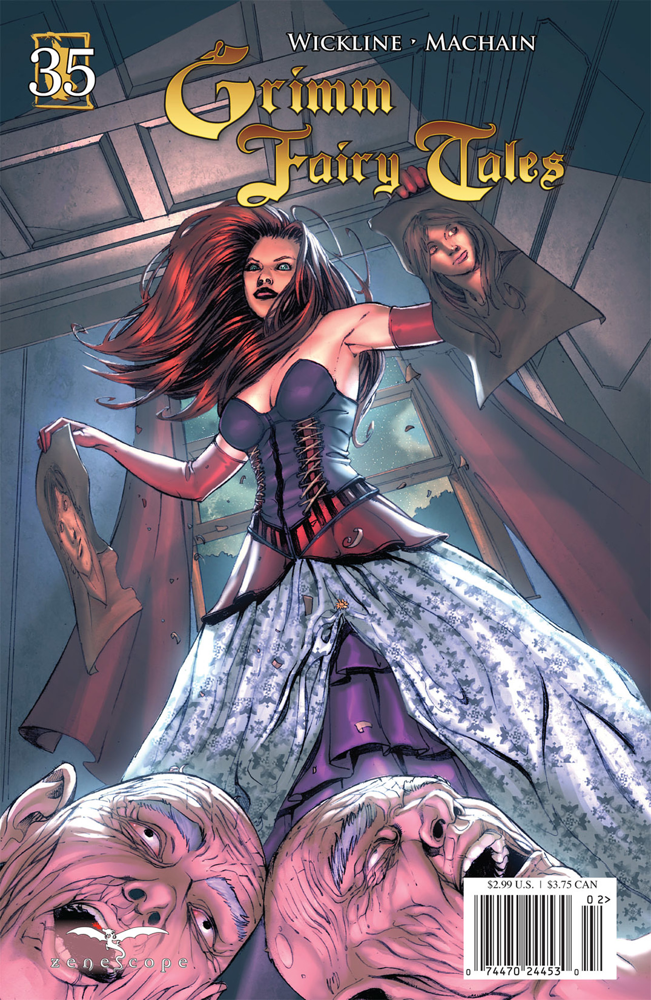Grimm Fairy Tales (2005) Issue #35 #38 - English 1