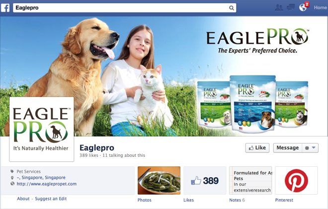 https://www.facebook.com/eaglepropetfoods