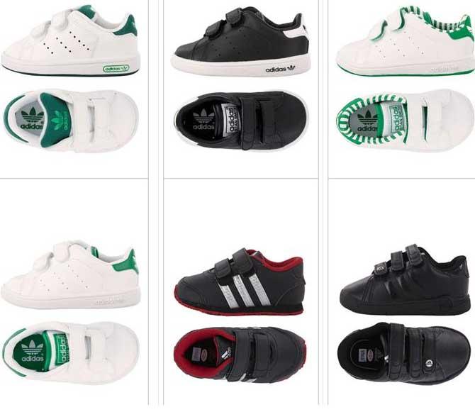 zapato adidas bebe