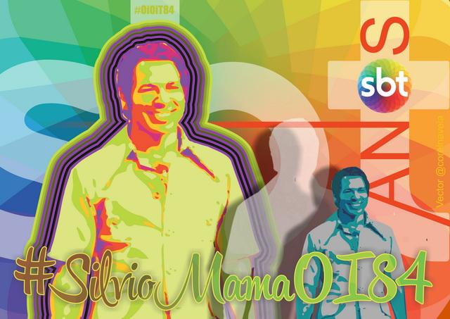 SBT Logo Silvio santos 84 anos
