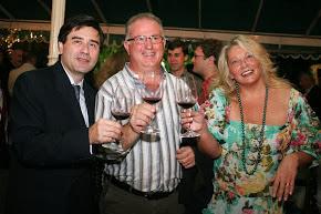 Presentación de los vinos Altamira en Buenos Aires