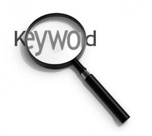 SEO posicionamiento. Determinación de las palabras clave o keywords