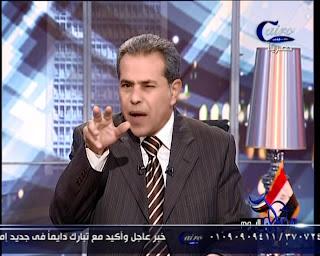 براءة توفيق عكاشة، من تهمة التحريض علي قتل الرئيس محمد مرسي