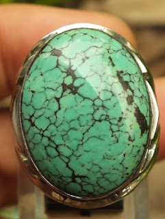 batu pirus hijau