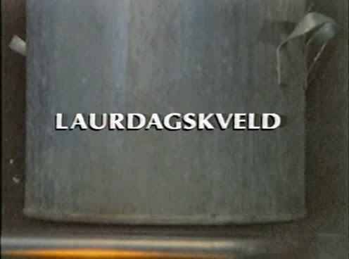 Субботний вечер / Laurdagskveld.