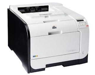 HP Laserjet Pro 400 M451dn