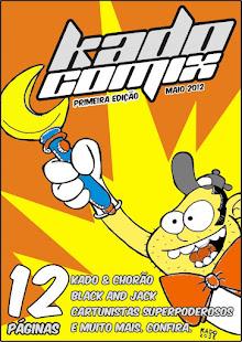 Kado Comix - Nº 1 - Clique na imagem e baixe agora!!!