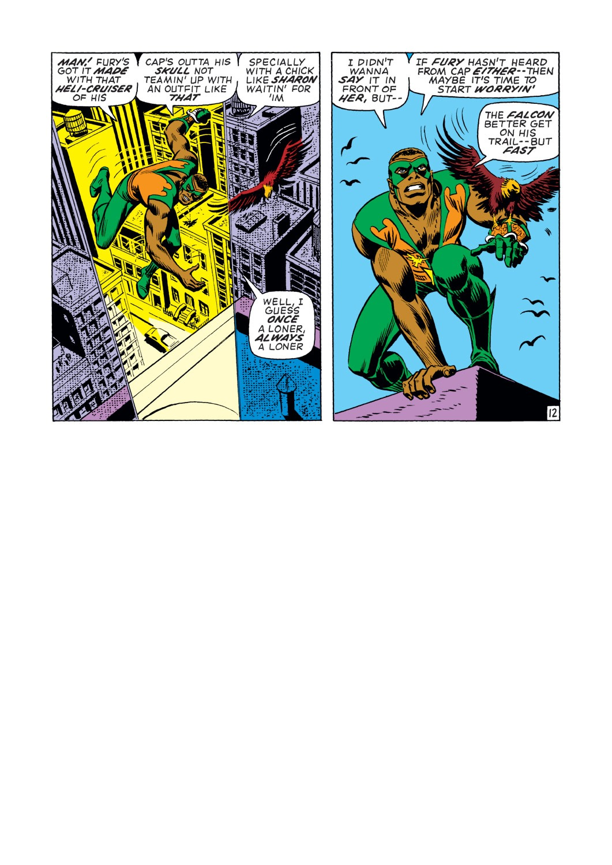 Captain America (1968) Issue #139 #53 - English 13