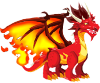 Elemental Colection: Fire Dragon