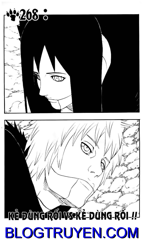Naruto chap 268 Trang 1 - Mangak.info