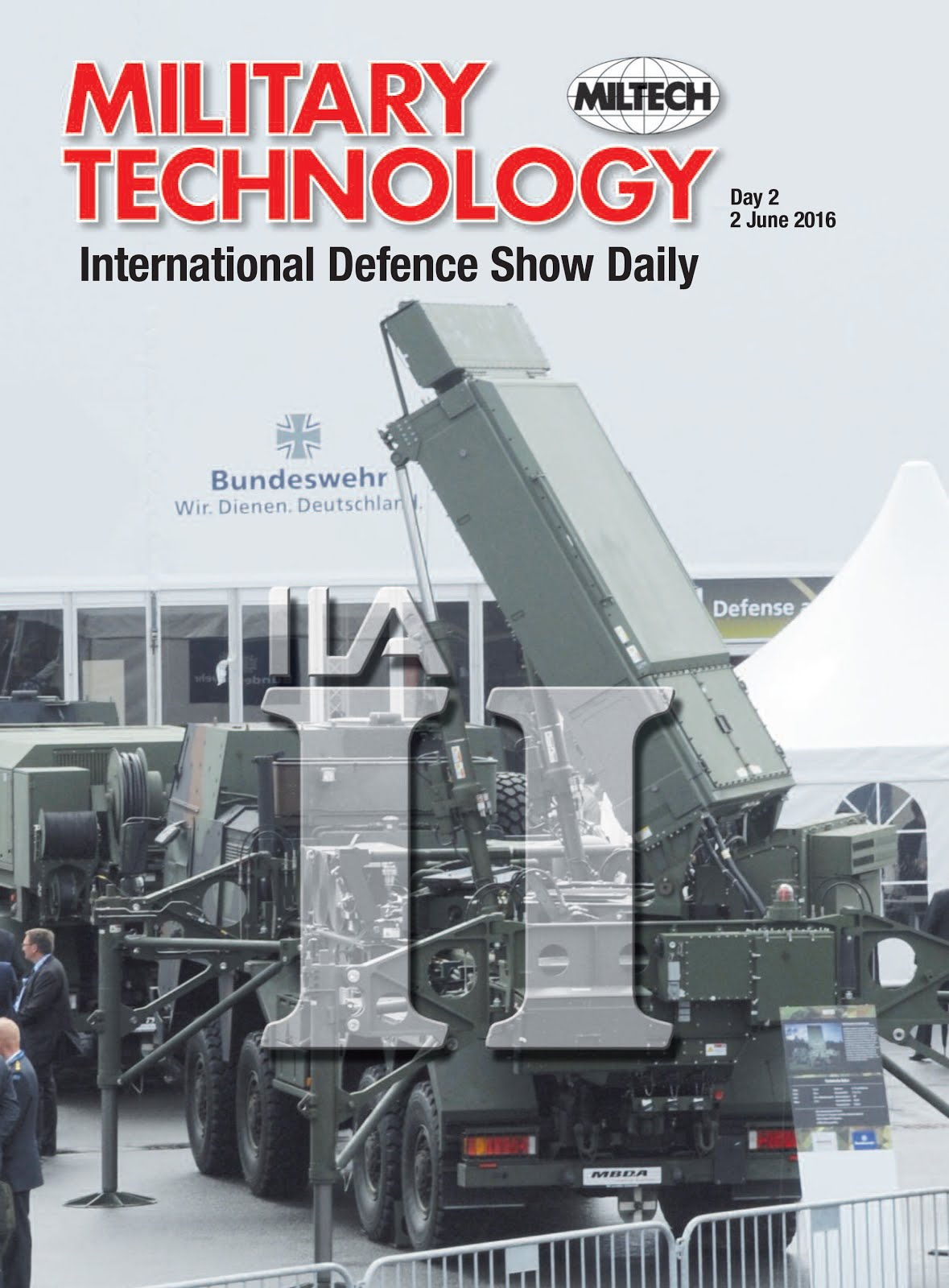 ILA 2016 Defence Show Daily #2