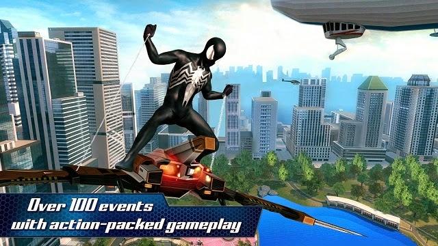 The Amazing Spider-Man 2 gameplay