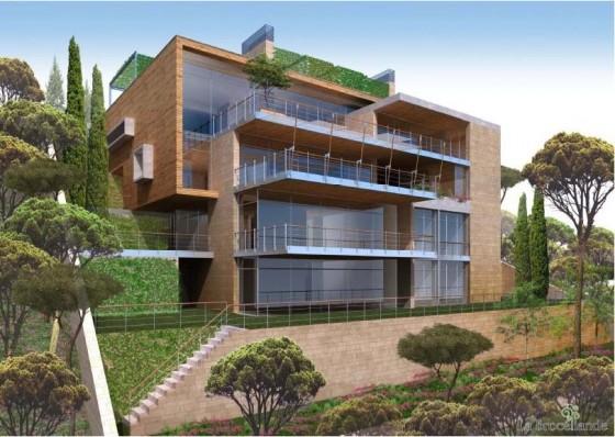 New home designs latest lebanon homes designs for Modern house lebanon