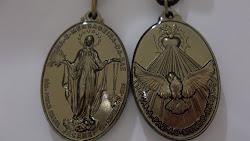 La Santa Medalla de La Paz